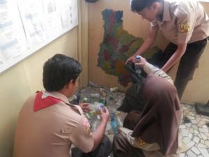 Kegiatanb KKR Bank Sampah