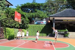 Bola Basket SMANTIKA